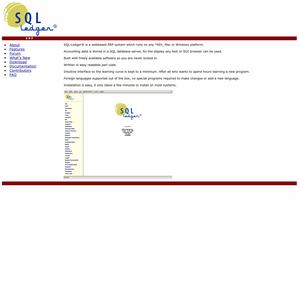 SQL ledger