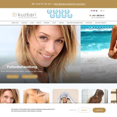 Kuzbari - Zentrum für Ästhetische Medizin