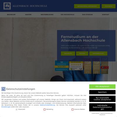 Hochschule Allensbach