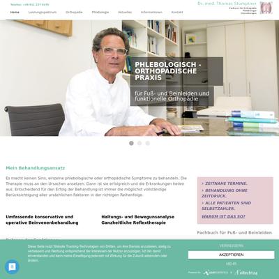 Dr. Stumptner - Phlebologisch – orthopäd. Praxis