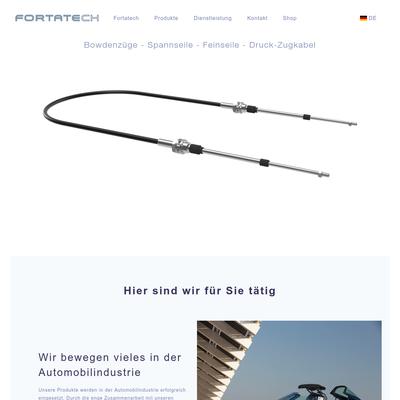 Fortatech AG, Seil- und Hebetechnik