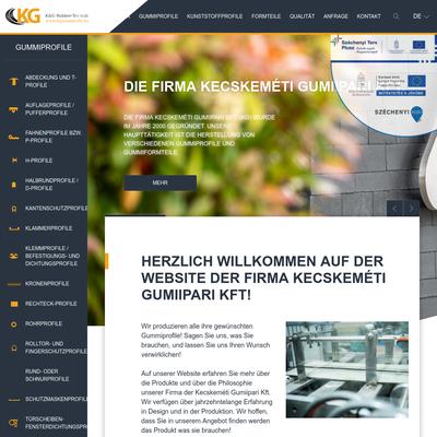 K&G Rubber-Technik Kft