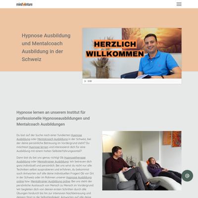 Mindventure - Hypnoseausbildung Bern