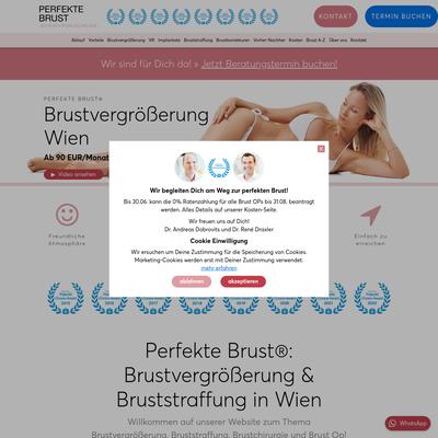 Perfekte Brust - Kuzbari Zentrum