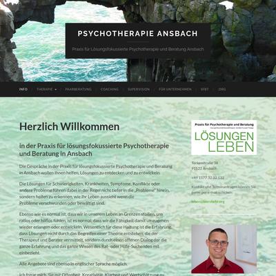 Lösungen Leben - Praxis für lösungsfokussierte Psychotherapie und Beratung
