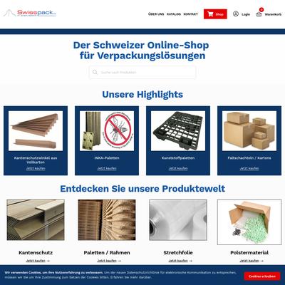 Swisspack AG - Druckverschlussbeutel