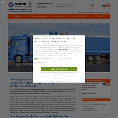 Stark Reinigungsgeräte GmbH Dankoltsweiler