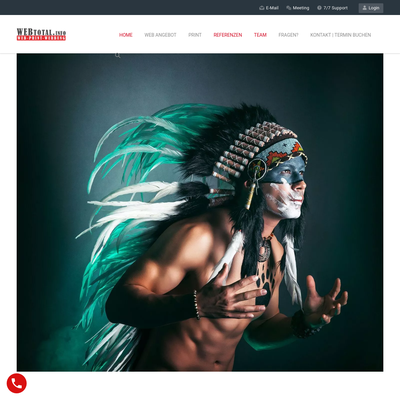 WEBtotal.info Homepage machen lassen