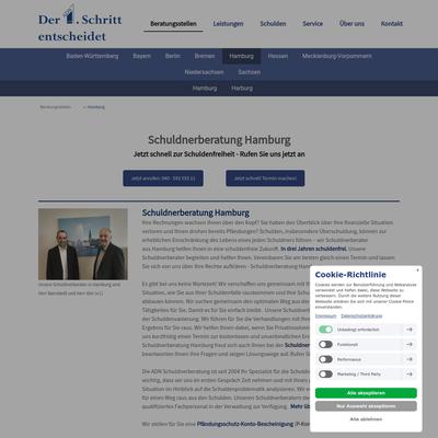 ADN Schuldner- und Insolvenzberatung gGmbH