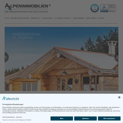Alpenimmobilien