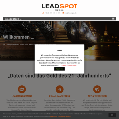 Lead Spot Media GmbH