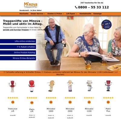 Minova Treppenlifte GmbH