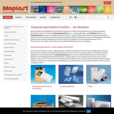 MOPLAST KUNSTSTOFF AG