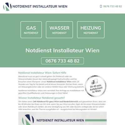 Notdienst-Installateur-Wien.com