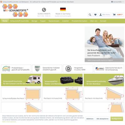 NRW-Schaumstoffe