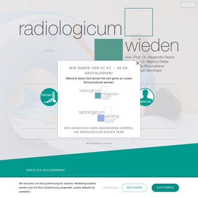 Radiologicum 1040 Wien