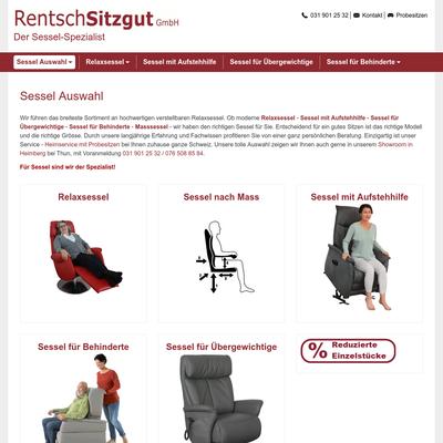 Rentsch Relax Sessel
