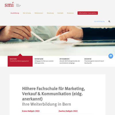 SMI Swiss Marketing Institute AG