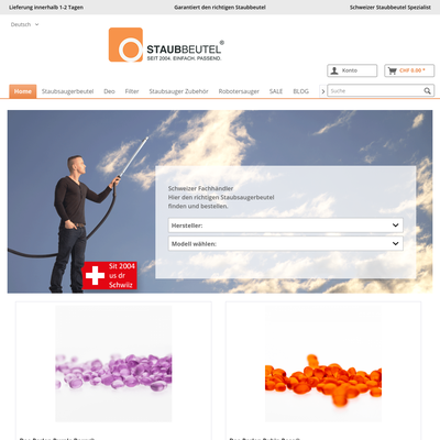 Staubbeutel.ch