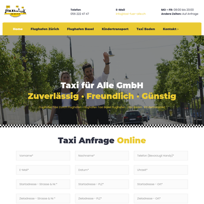 Taxi für alle GmbH
