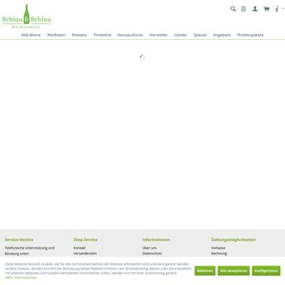 Schlau & Schlau Weinhandel