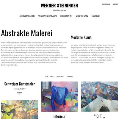 Werner Steininger Kunstmaler