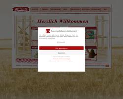 Vorschau der Homepage von Burger-Knäcke