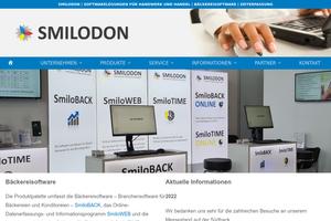 Vorschaubild zu SmiloBACK von Smilodon GmbH