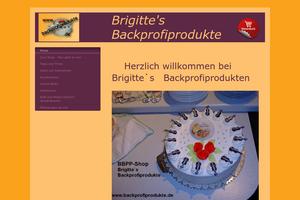 Vorschaubild zu Brigitte's Backprofiprodukte.de