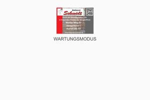 Vorschau der Homepage von D-31785 Bäckerei Uwe Schmidt