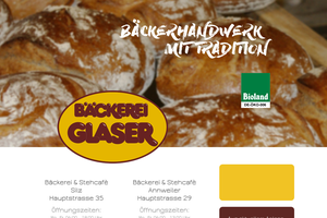 Vorschaubild zu D-76857 Bäckerei Glaser