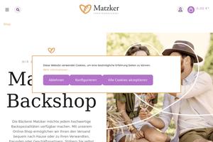 Vorschaubild der Homepage von D-01127 Bäckerei-Konditorei-Café Scholze