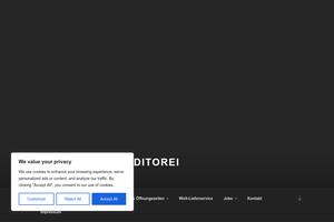 Vorschaubild der Homepage von D-20255 Hochzeitstorten aus Hamburg Eimsbüttel