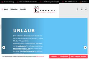 Vorschaubild zu Kroese exklusive Verpackungen