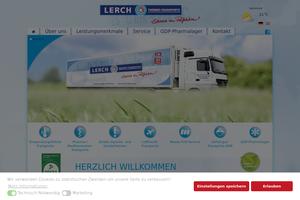 Vorschaubild zu Kühltransporter Kühlfahrzeug von Lerch