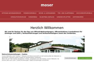 Vorschaubild zu Verkaufsanhänger Verkaufsmobile von MOSER