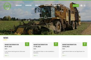 Vorschaubild der Homepage von Biodiesel, RME, FAME, Rapsdiesel, regenerative Energie, Biodiesel - Maschinenring Wetterau und Umgebung e.V.