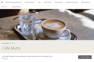 Vorschaubild zu D-38707 Café Muhs