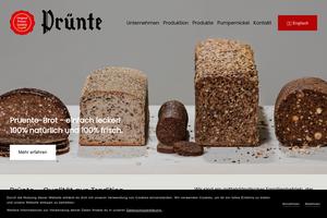 Vorschaubild zu D-45883 Prünte-Brot