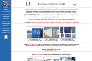 Vorschaubild zu Rainbow Containers GmbH