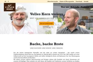 Vorschaubild zu I-39016 ULTNER BROT - Vollwert Brot & Feinbäckerei