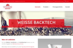 Vorschaubild zu Christian Weiße Bäckereitechnik Dresden