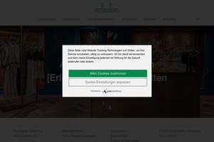 Vorschaubild der Homepage von Dula