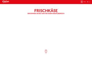 Vorschaubild der Homepage von Etelser Alperi