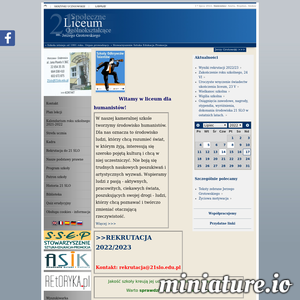 liceum __liceum w Warszawie