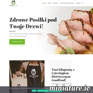 Miniatura Good Food Catering goodfoodcatering.pl