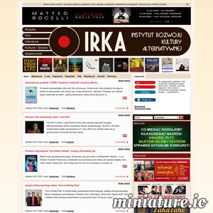 MEDIA ART (wydawca portalu IRKA com pl)_