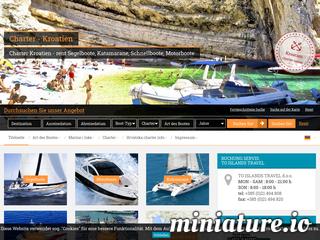 Charter Kroatien - renten Sie Segelboote, Katamarane, Schnellboote, Motorboote