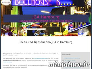 Junggesellenabschied in Hamburg feiern