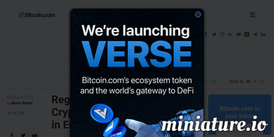 Regulatory Roundup: EU-Wide Crypto Regulations, New Rules in Europe, US, Asia